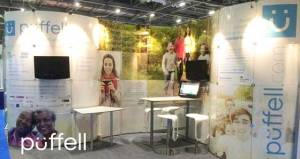 Puffell Banner Stand Image